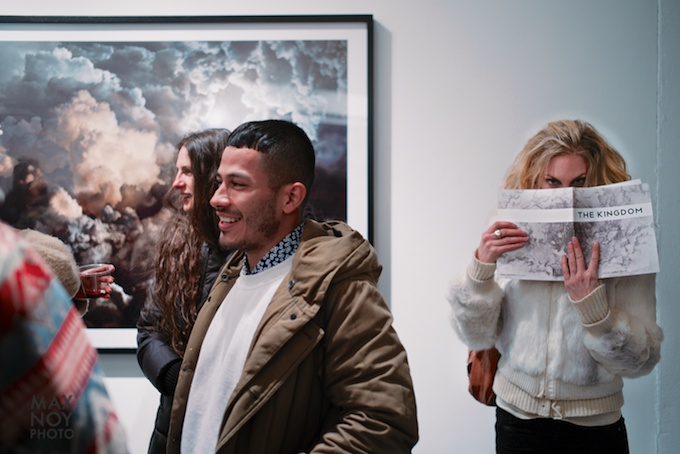 Don't be Art Shy now as everyone can just be on gallery night