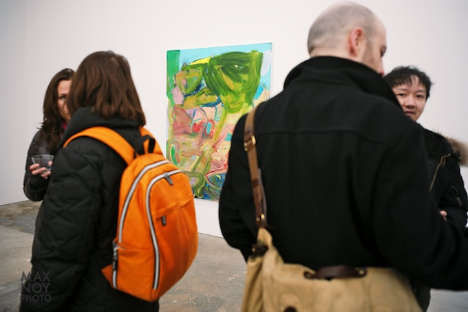Opening Reception for Anke Meyer at CANADA Gallery