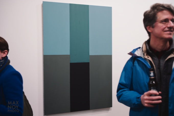 Color me Blue at Margaret Thatcher Projects