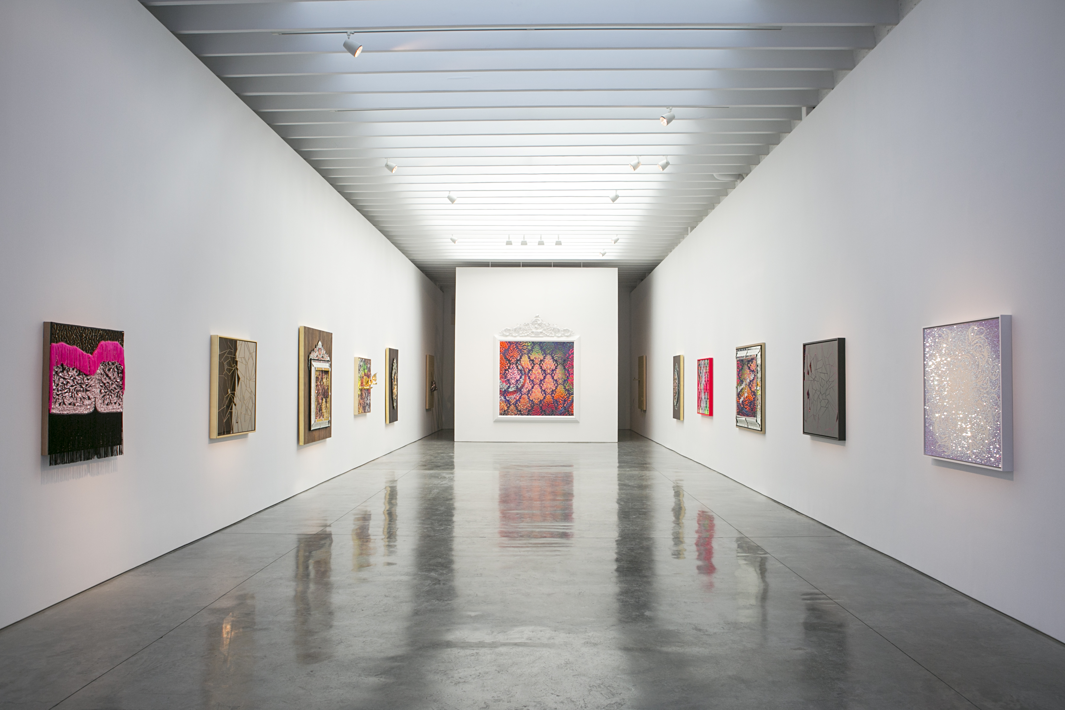 Installation images: Courtesy of the artist and Paul Kasmin Gallery. Photography by Jeff Elstone
