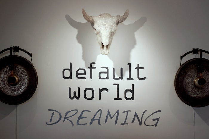 Default World Dreaming at Gallery 151