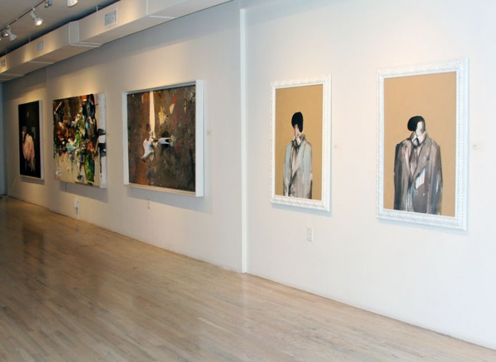 Marcus Jansen at Castle Fitzjohns Gallery