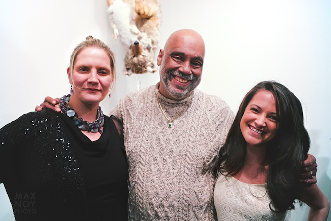 One big happy family at RUSH Arts Gallery