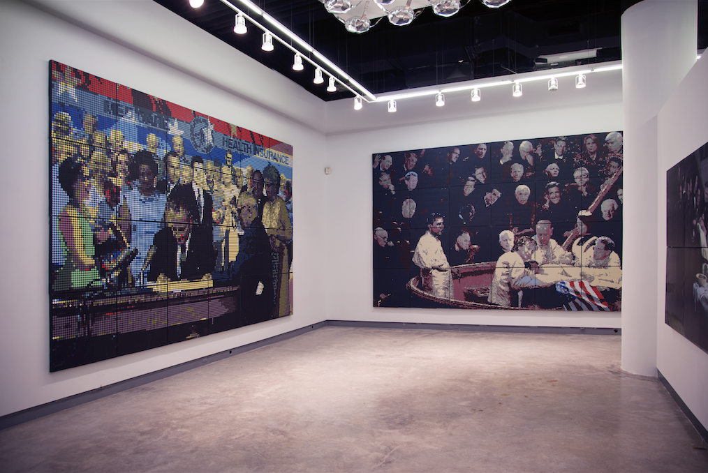 """""""Speak to Me about...Healthcare!"""" at Paul Kolker Gallery"""