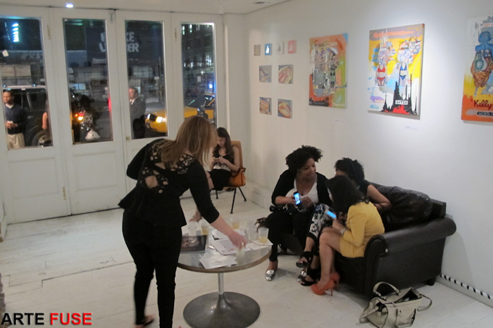 Pop-Up Gallery For LAIO Art