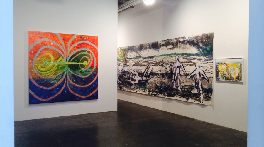Through Every Leaf - JJ Manford and Max Razdow at Freight + Volume