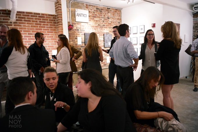 Downtown Casual Cool for reception of Alex Kelleher
