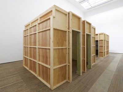 Do Ho Suh: Drawings at Lehmann Maupin Gallery