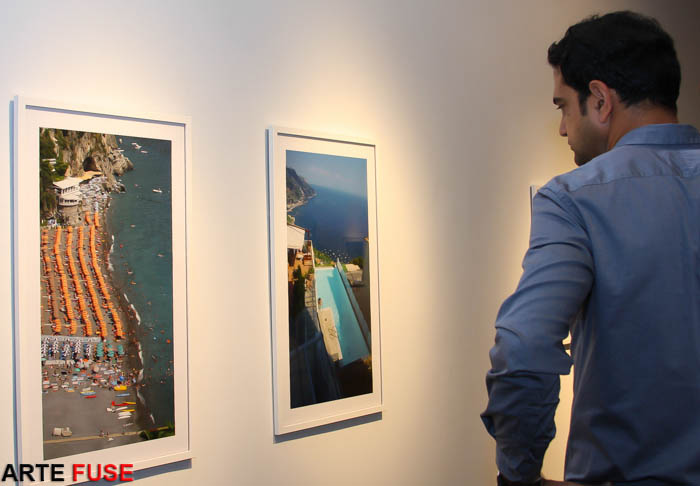 The images of Antonio Petracca at Kim Foster Gallery