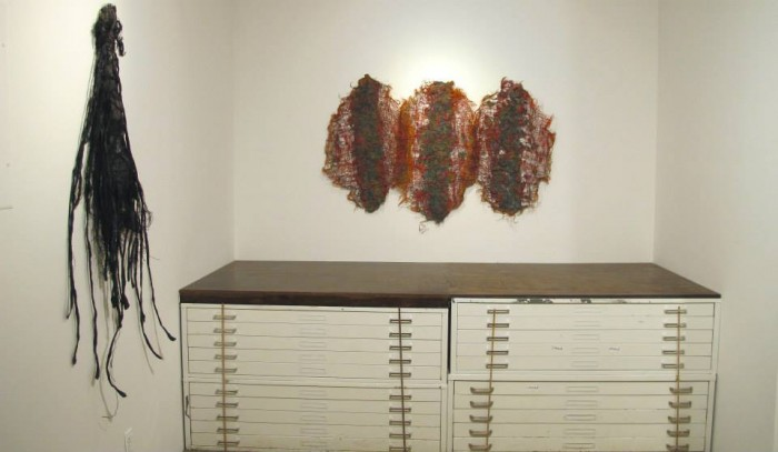 Nnenna Okore: Twists and Turns at David Krut Projects