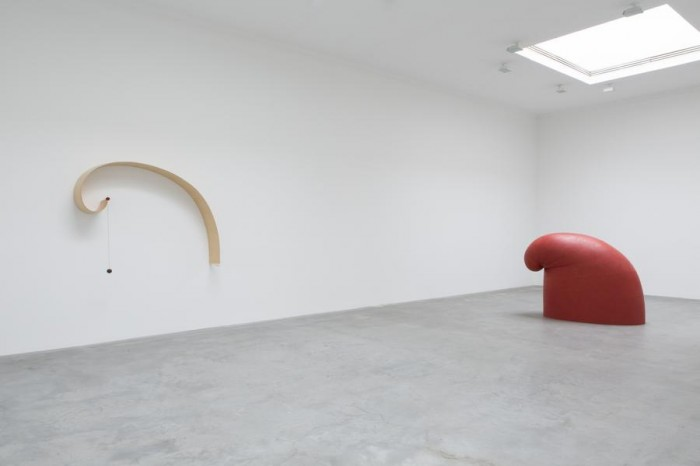 Martin Puryear at Matthew Marks Gallery