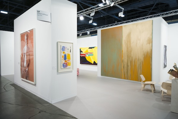 Art Basel in Miami Beach 2014 | Galleries | Cheim & Read. Courtesy of the gallery and MCH Messe Schweiz (Basel) AG