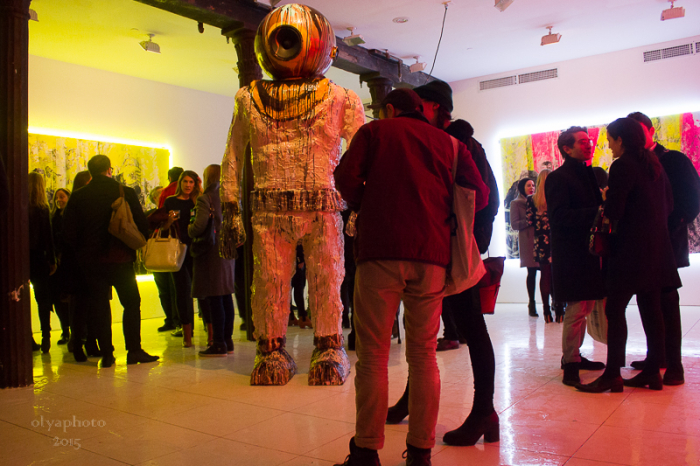 Art stands tall at Vito Schnabel Gallery