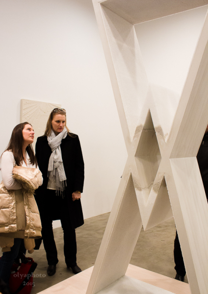 Massively Impressive Art at Mike Weiss Gallery