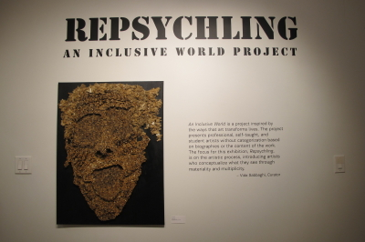 Repsychling curated by Vida Sabbaghi at the Macy Art Gallery (Columbia University). Repsychling