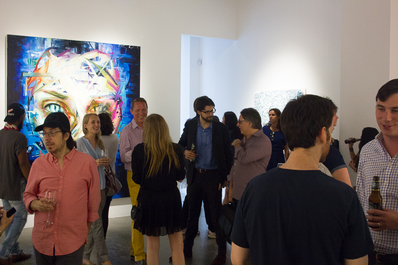 Efflorescence at Unix Gallery