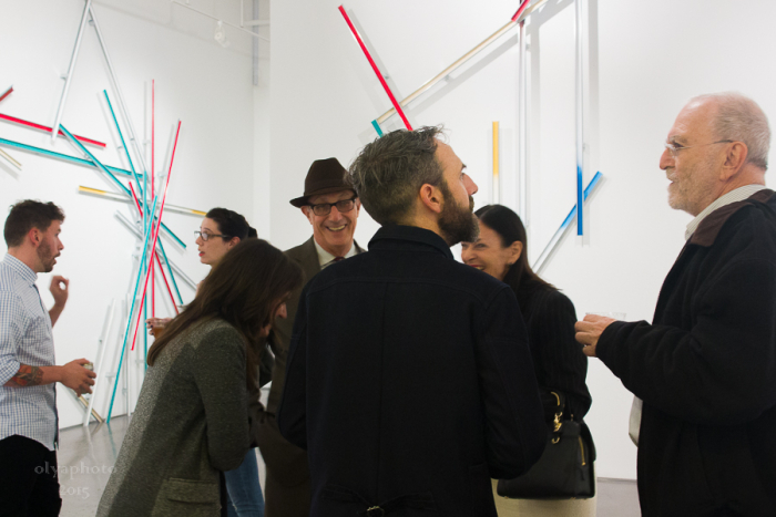 Opening Reception for Richard Galpin at Cristin Tierney