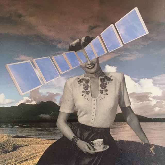 Collages by Jay Riggio
