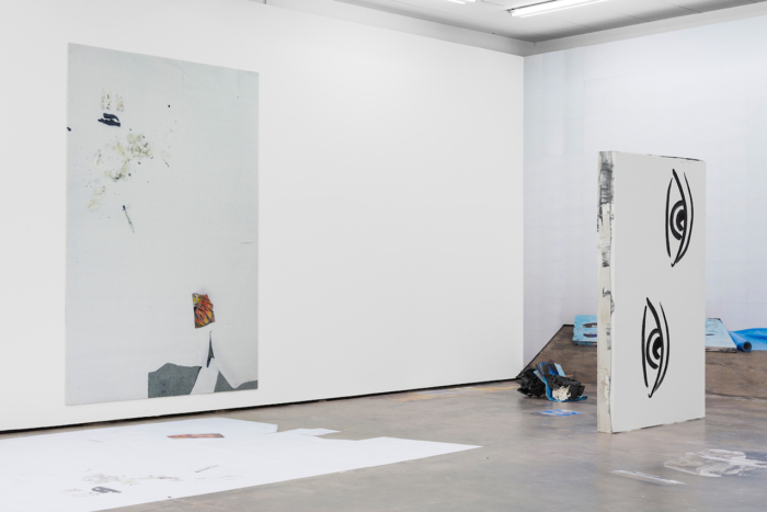 Exhibition view: Peles Empire – 1EYE 2EYES, at WENTRUP, Berlin / Courtesy the artist and Wentrup, Berlin / Photo: Trevor Good
