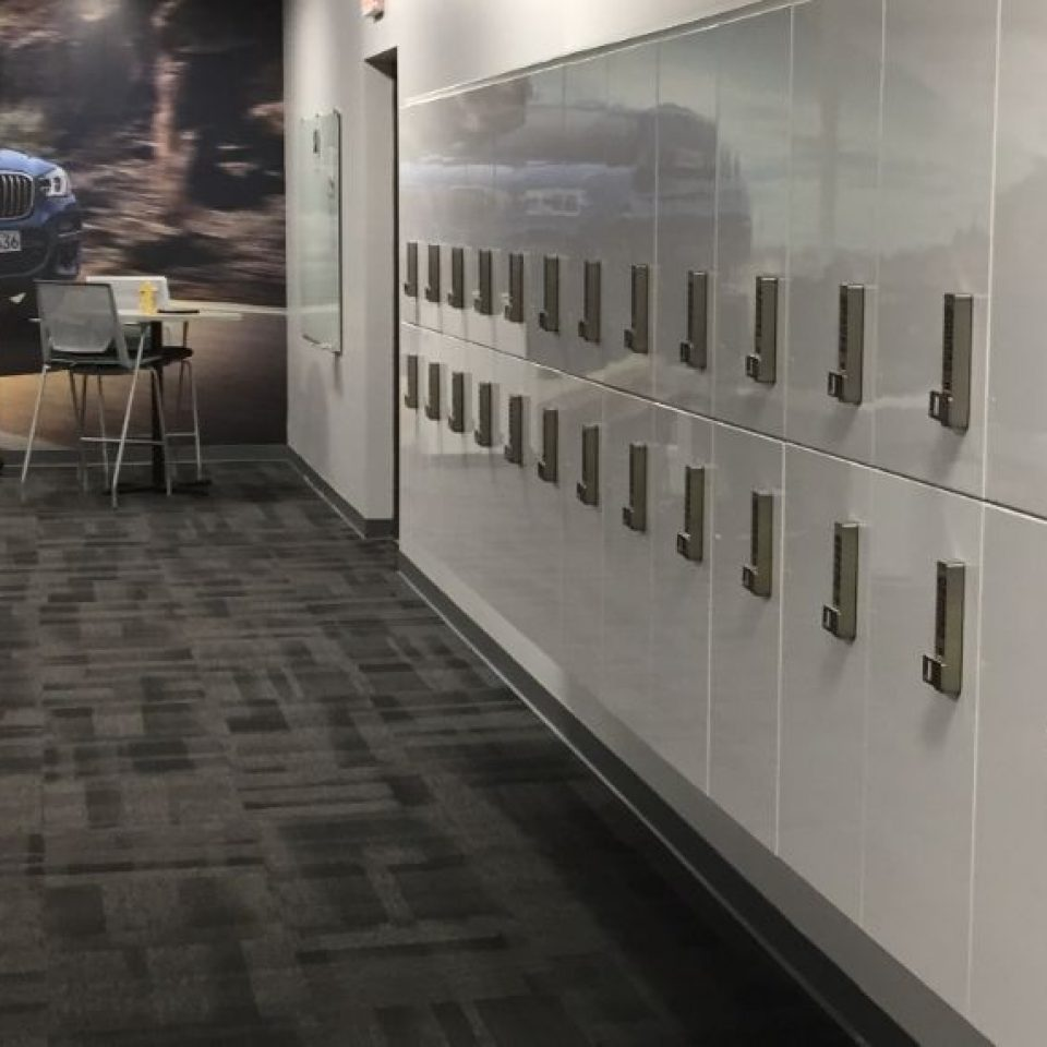 Laminate Lockers (1)