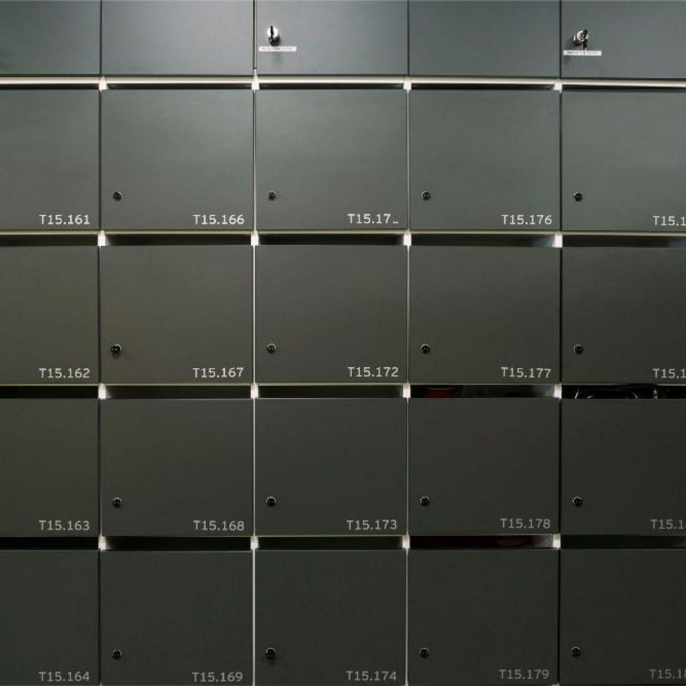 Metal Lockers (1)