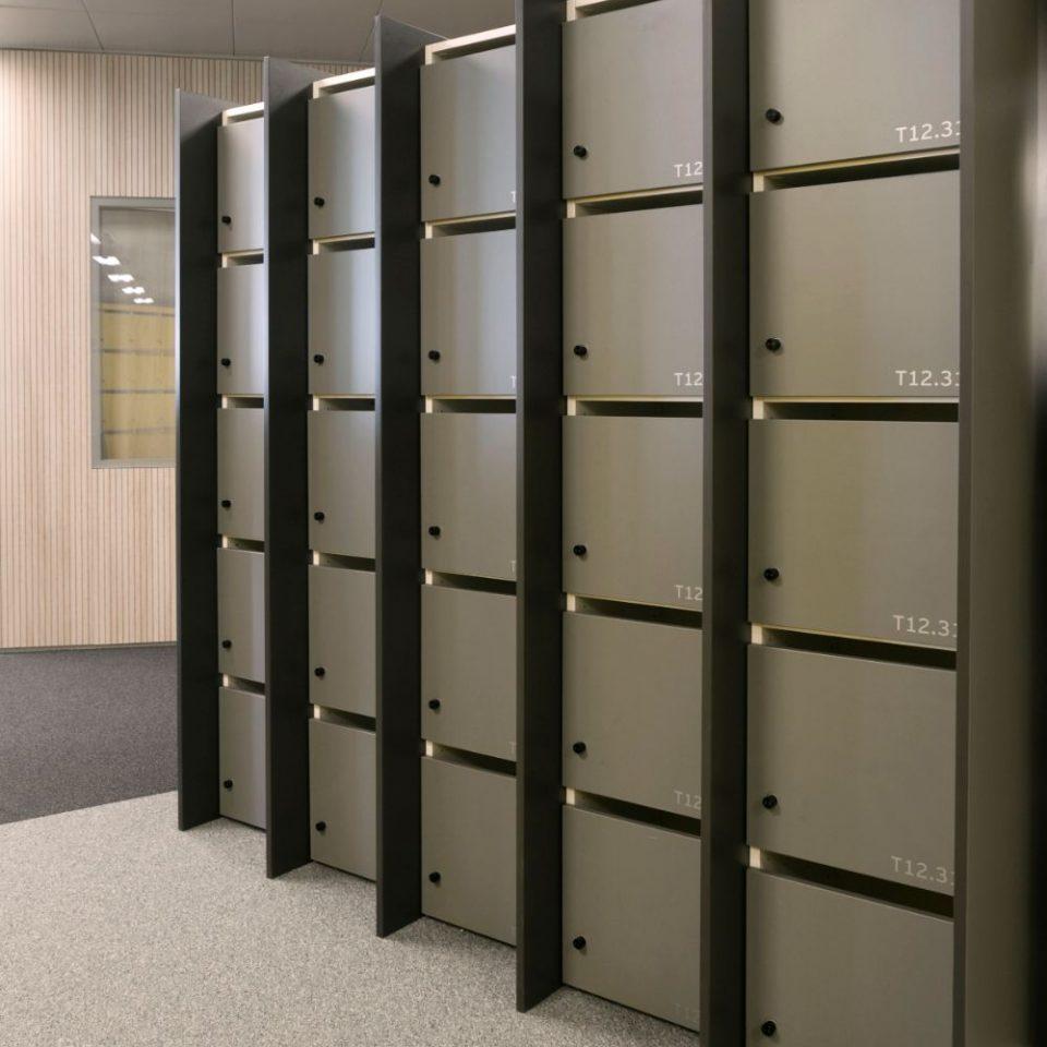 Metal Lockers (11)