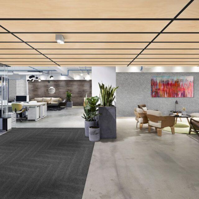 Acoufelt Acoustics ceiling, walls, floor copy