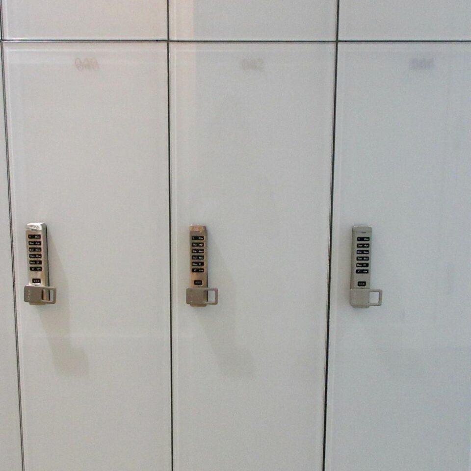 Glass Lockers (18)