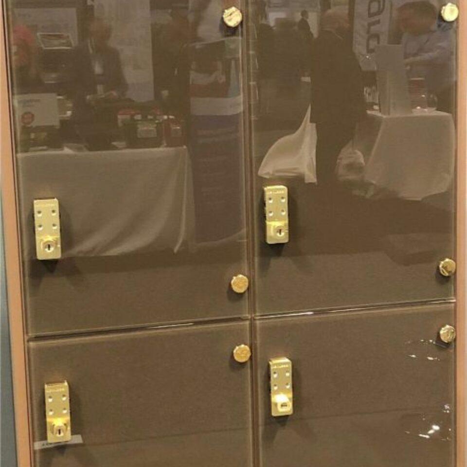 Glass Lockers (2)
