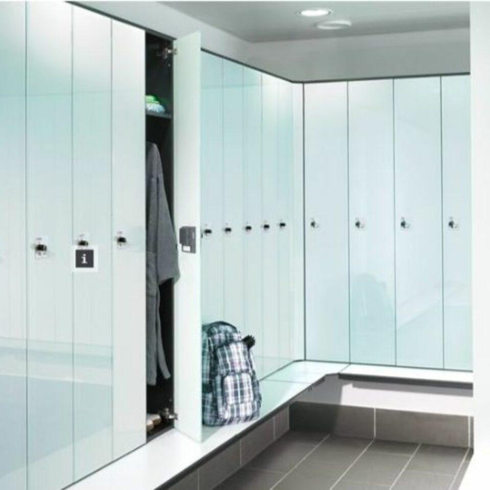Glass Lockers (4)