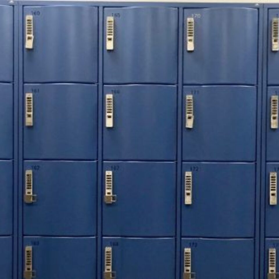 Metal Lockers (6)