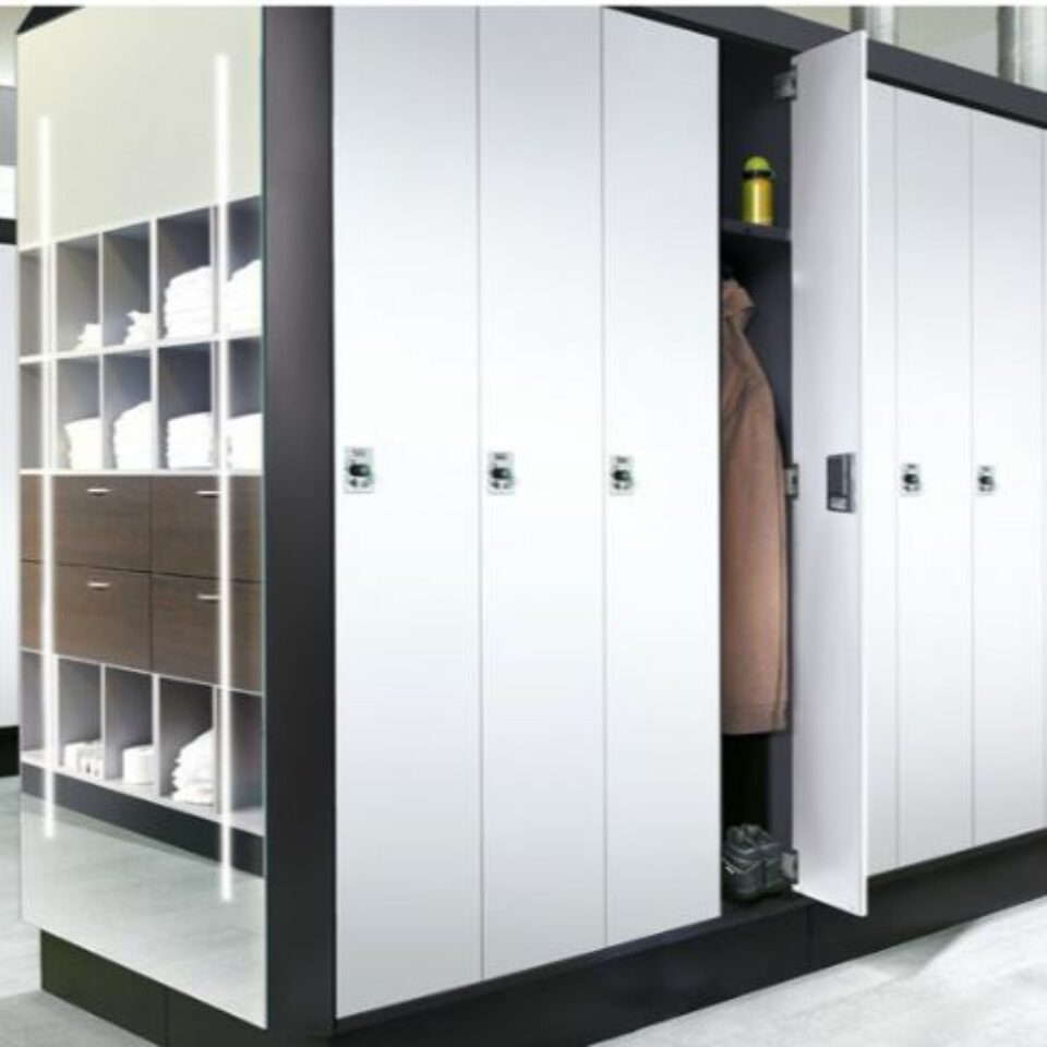 Spa-Fitness Lockers (10)