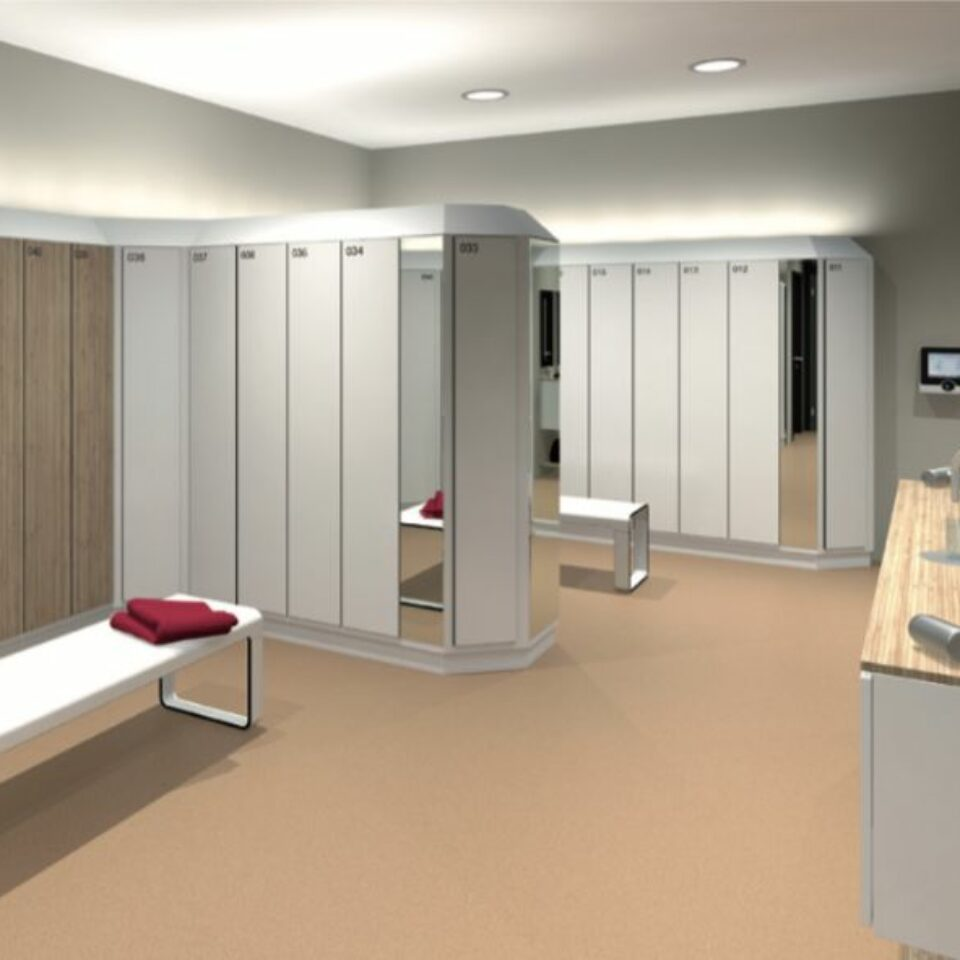 Spa-Fitness Lockers (2)