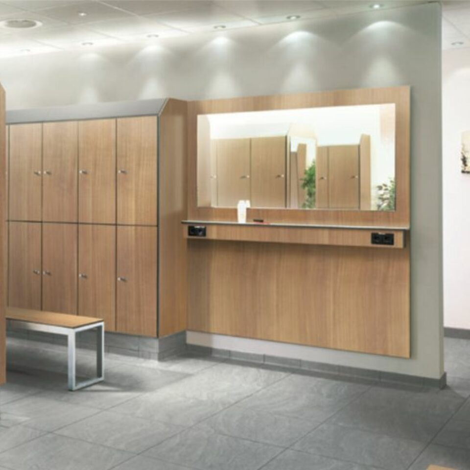 Spa-Fitness Lockers (20)