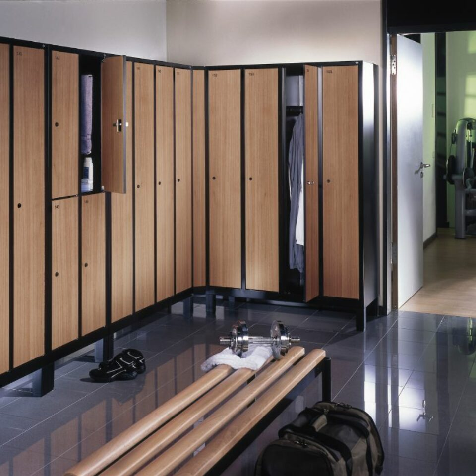 Spa-Fitness Lockers (25)