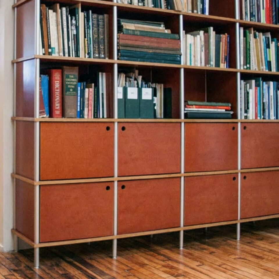 Specialty and Custom Shelving (10)