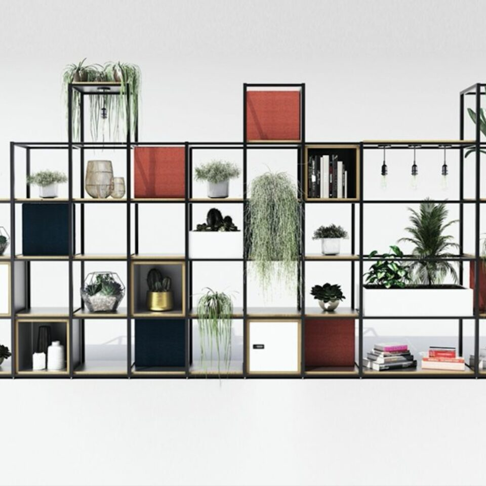Specialty and Custom Shelving (25)