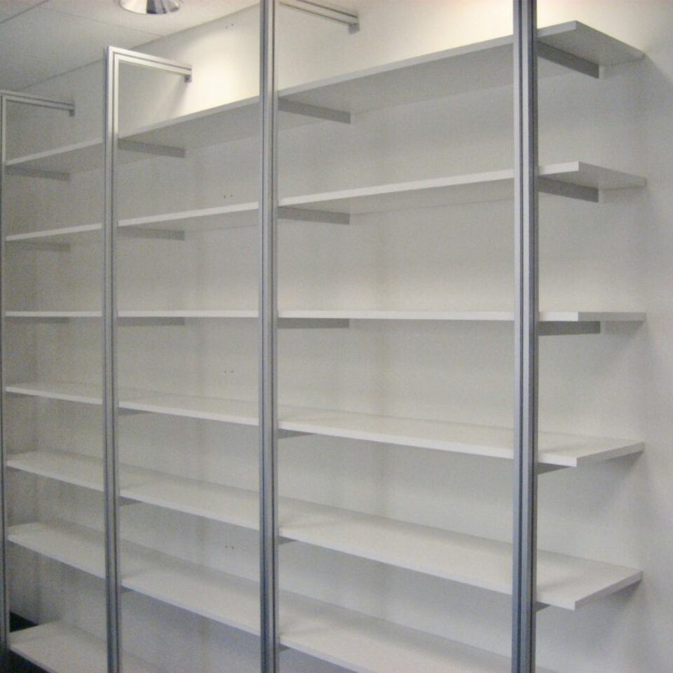Specialty and Custom Shelving (32)
