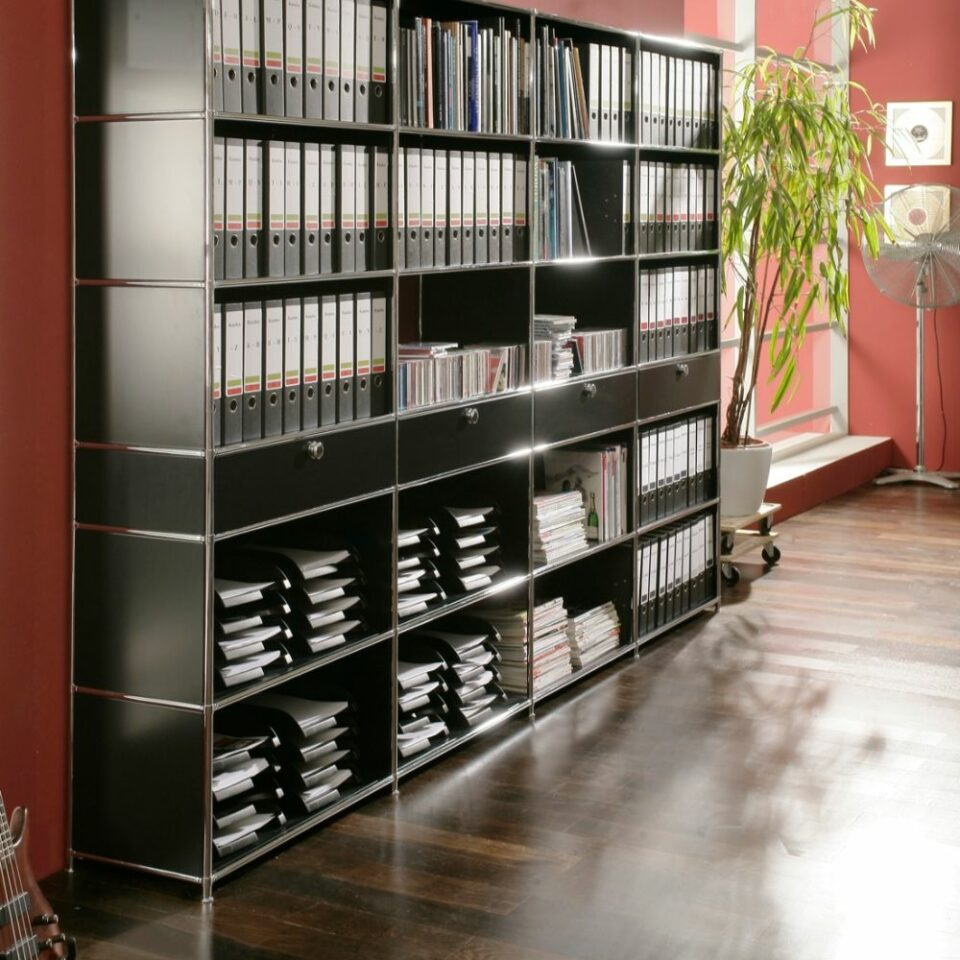 Specialty and Custom Shelving (35)