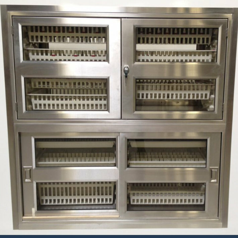 Stainless Steel Casework (1)