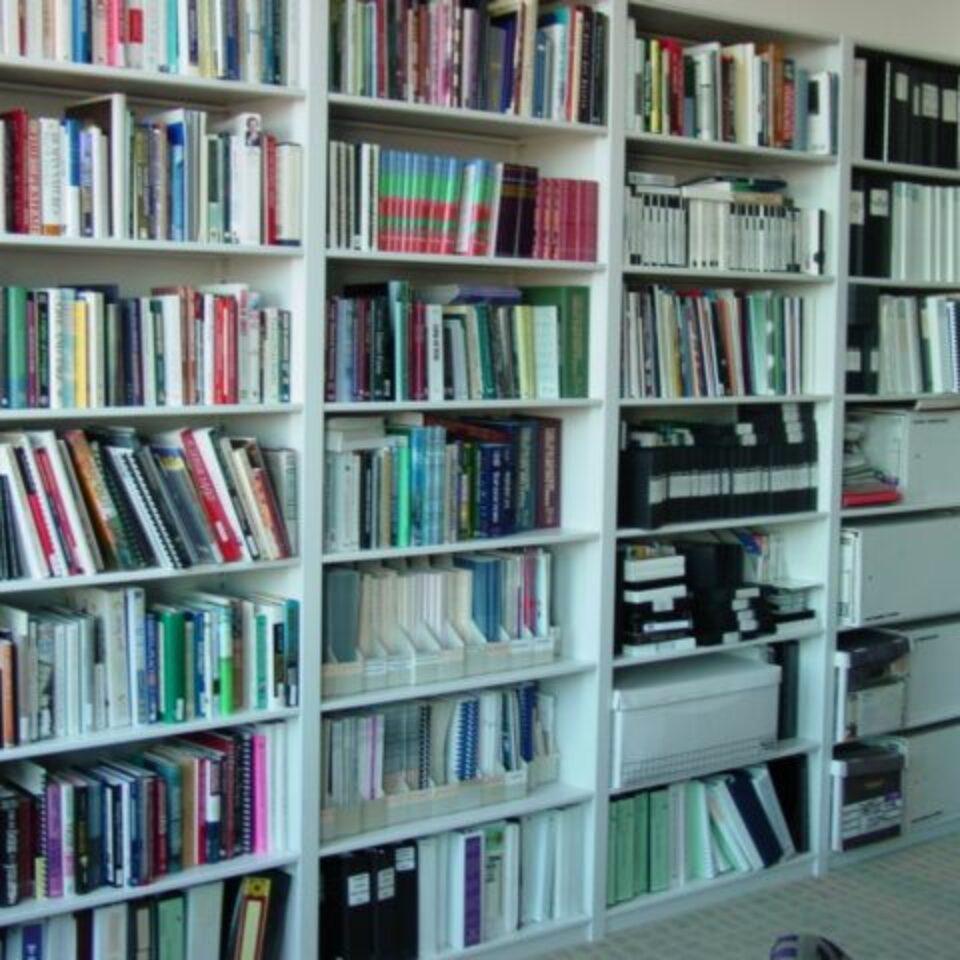 Storage Shelving (3)