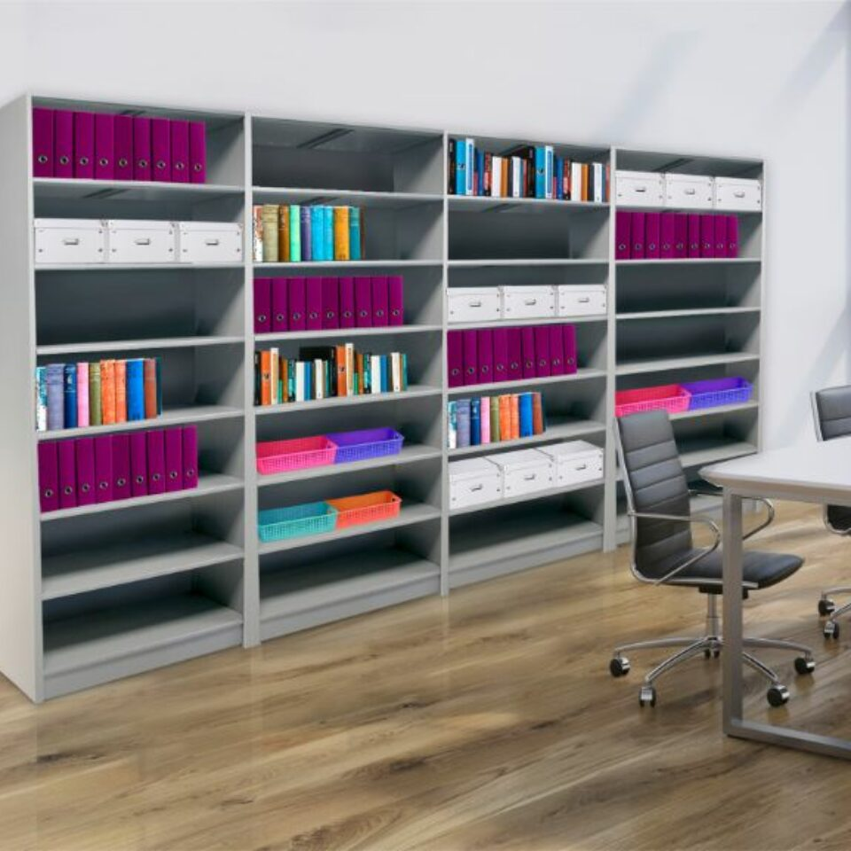 Storage Shelving (9)