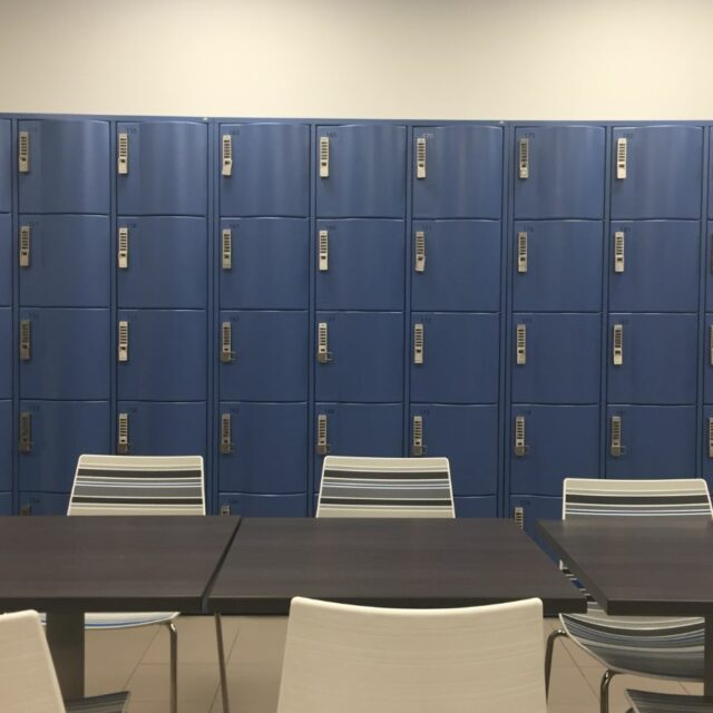 Lockers for a hotel chain (1)
