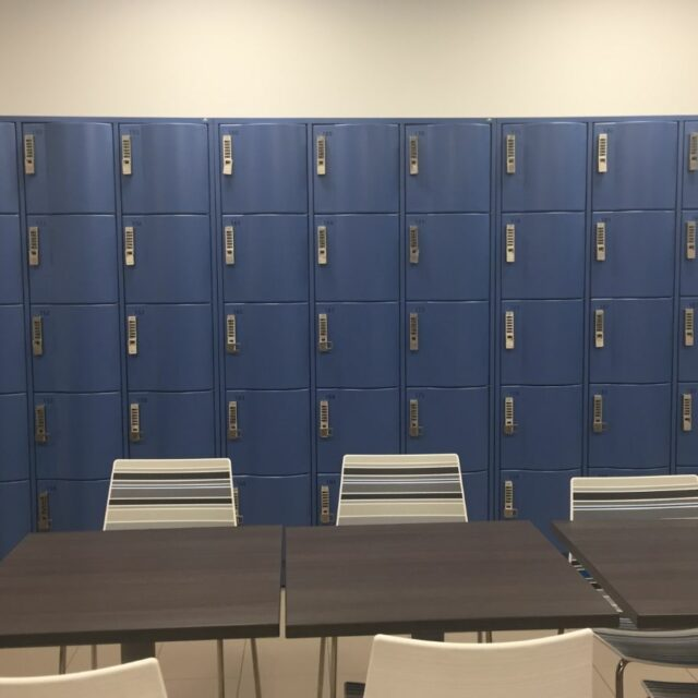 Lockers for a hotel chain (2)