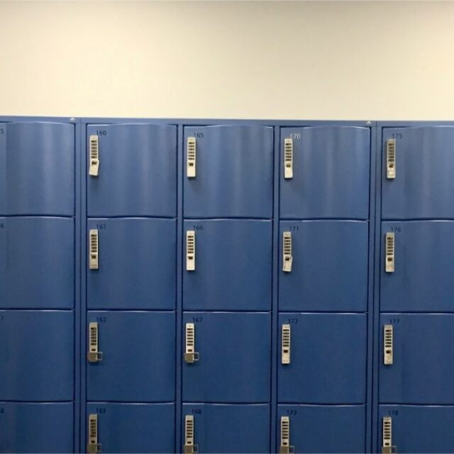 Lockers for a hotel chain (4)