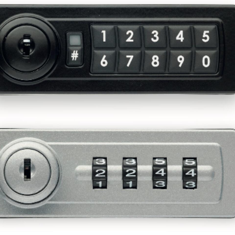 Gemini Digital or Mechanical Locks