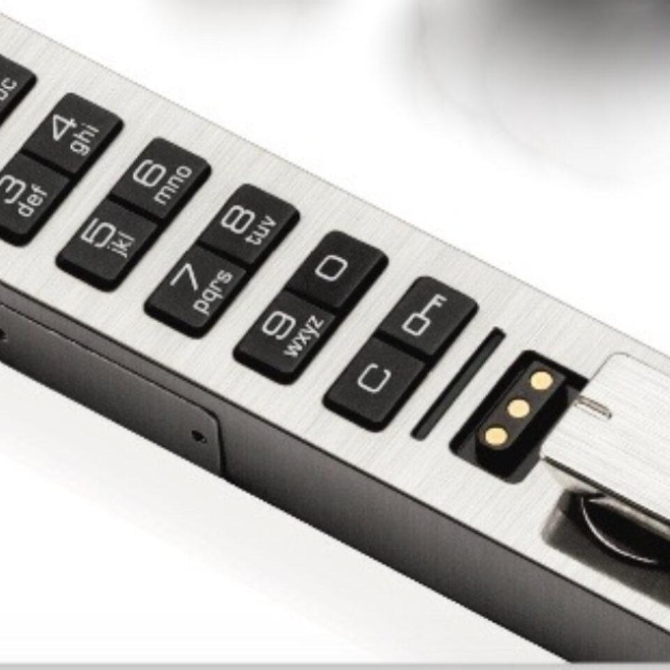 Versa numerics digilock keypad