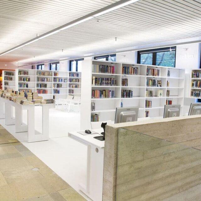 Library Sysco 1