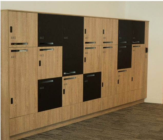 Smart Lockers will Continue to be Installed in Modern Offices