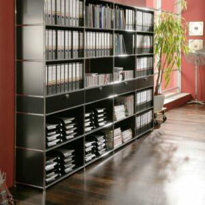 filing system shelving